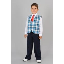 Pantaloni negri de baieti...