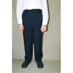 Pantaloni bleumarin de...