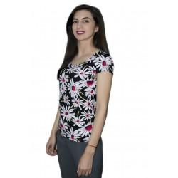 Bluza stil tricou, cod:...