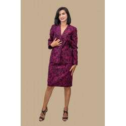 Costum stofa lana in amestec