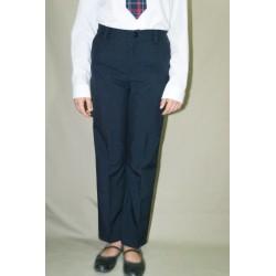 Pantaloni bleumarin de fete...